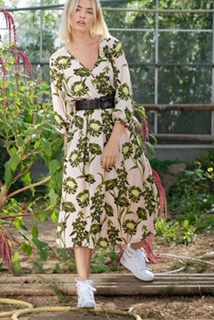 Dame Blanche jurk