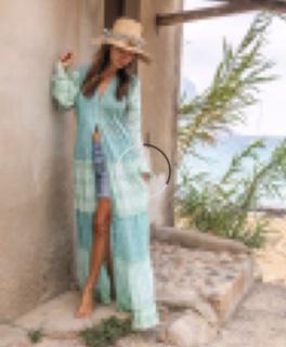 Isla Ibiza Bonita lange jurk